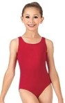 bloch cl5605 childs essential tank sleeve leotard