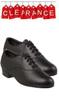capezio 445 mens oxford character shoe