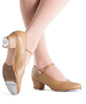 bloch s0323l ladies show tapper tap shoes