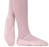 so danca sd48l adult full sole stretch canvas ballet slipper
