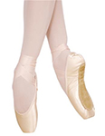 grishko 2007 pro pointe shoes color swatch