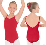 Eurotard 10527C Child Cotton Lycra® Camisole Leotard