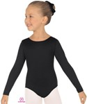 Eurotard 44265C Child Microfiber Long Sleeve Leotard