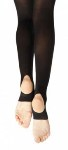 capezio n145c child hold and stretch stirrup tights