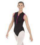 eurotard 44518 adult zipper front leotard