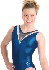 gk elite 3797 moonstone gymnastics tank leotard