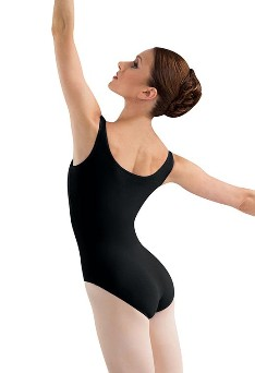 bloch l5405 basic tank leotard