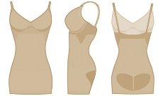 julie france leger jf016 cami dress shaper