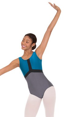 eurotard 59886 geometric leotard