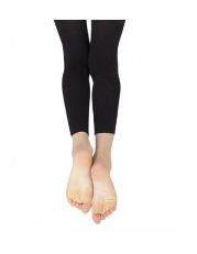 capezio 1870 ultra soft hip rider capri tight