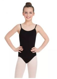 capezio cc100c classic leotard with fully adjustable straps