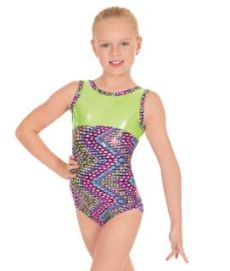 eurotard 54550 child dizzy dots leotard,fashion leotard,leotard