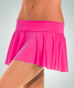 body wrappers mt0217 adult microfiber skirt