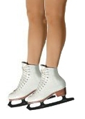 Capezio 1814C Children's Footed Skating Tights