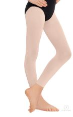 eurotard 212c child euroskins footless tights