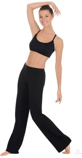 eurotard 44555 microfiber jazz pants,jazz pants,jazz dance wear,jazz dance pants,jazz pant,jazz dancewear,yoga pants,zumba pants,pilates pants